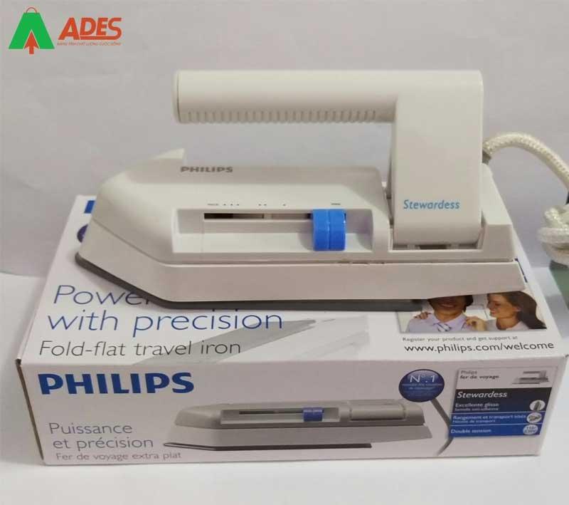 Ban ui du lich  Philips HD1301